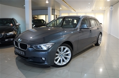 BMW Série 3 320 d TOURING  LINE  LUXURY